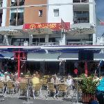Vilamoura Marina - Luis Figo's bar!!