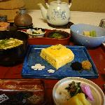 Great Kyoto breakfast