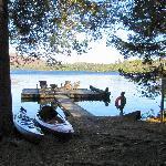 North Bay on Big Moose Lake
