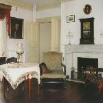 Lee-Fendall House Family Parlor