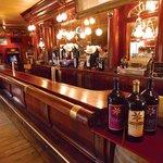Tobin James grand antique tasting bar