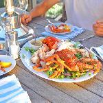 Cook Strait Crayfish.