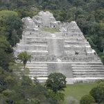 Caracol Mayan Ruin