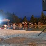 atlas resort near swiming pool