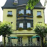 Hotel Meder, die Residenz am Rhein