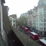 View from 3rd floor window