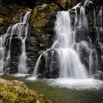 waterfall on Rio Bellavista