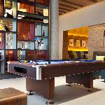 re:mix Lounge Pool Table