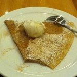 Cinnamon & Sugar Crepe