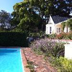 das Gardenhaus