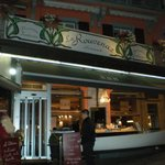 Restaurant Awning-Centrally located