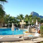 Hotel Petunia Pool und Aussicht
