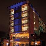 ブルー スイーツ ホテル