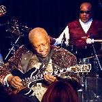 BB King and Lucille at the Belly Up