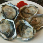 big fat oysters taste better than they look