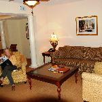 3 Bedroom 3 Bath Oceanfront Suite Living Room View