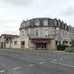 Hotel de Vendee from Rue de la Republique