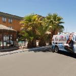 Best Western McCarran - Exterior of Hotel