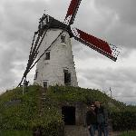 Damme windmill