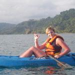 Kayaking Dominicalito