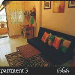 Apartment3 Sala