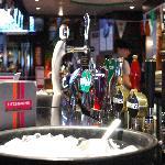 Fitzsimons Hotel Bar