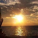Amazing, Colorful Sunsets Illuminate the Siesta Sky