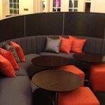 Lobby/bar area.