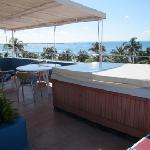 Terrace-penthouse of Color de Verano