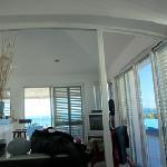 view from bedroom at CDV