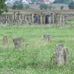 Judische Friedhof Rodelsee Foto