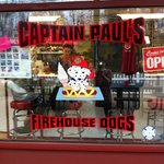 Captain Paul's Firehouse Dogs