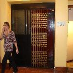 The Edgewood's Historic Elevator