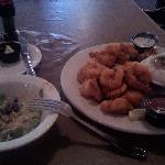 Shrimp plate!
