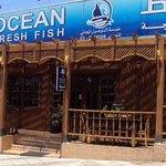 Outside Ocean's Aqaba Location