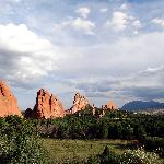 Garden of the Gods - across street from hotel