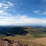 View from Pikes Peak- ~5 mins away'