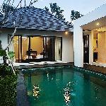 Villas Exterior pool front