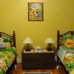 Kids' bedroom at Willowbrook