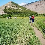 short trek along bougmez
