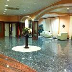 Recepcion.Hotel Emperatriz