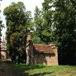 Weg zur Schinkel-Kirche