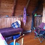A-Cabin Interior