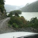 Camino a Caleta Tortel