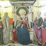 Maesta by Neri di Bicci