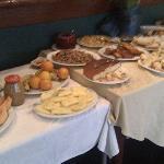 Breakfast at Hotel Villa das Mangas