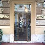 entrada hotel,