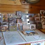 Postcards and Maps!   We have lots of information about the local area!