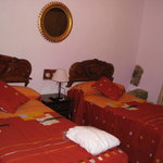Dormitorio 2 camas Alcabalas