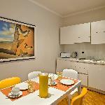 Flavia Apartment - Kitchen